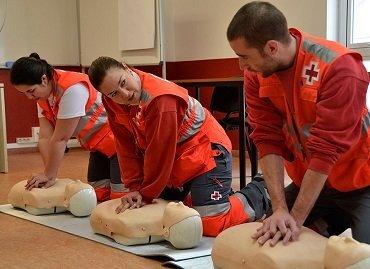 Formación de voluntarios (Alicante): prevención de accidentes y primeros auxilios