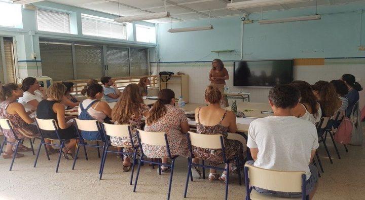 Sesiones de coaching para docentes sobre inteligencia emocional