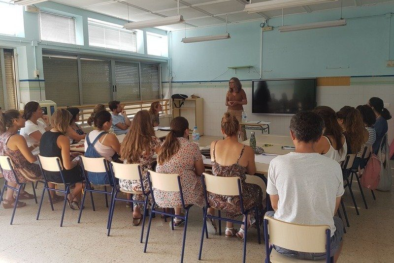 Sessions de coaching per a docents sobre intel·ligència emocional