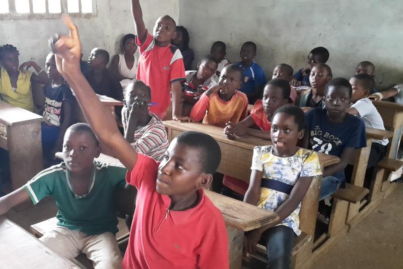 Fiesta benéfica en favor del proyecto educativo Lobéké