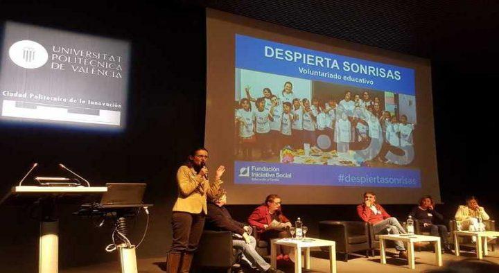 Participación en el Foro del Aula de Infancia de la UPV