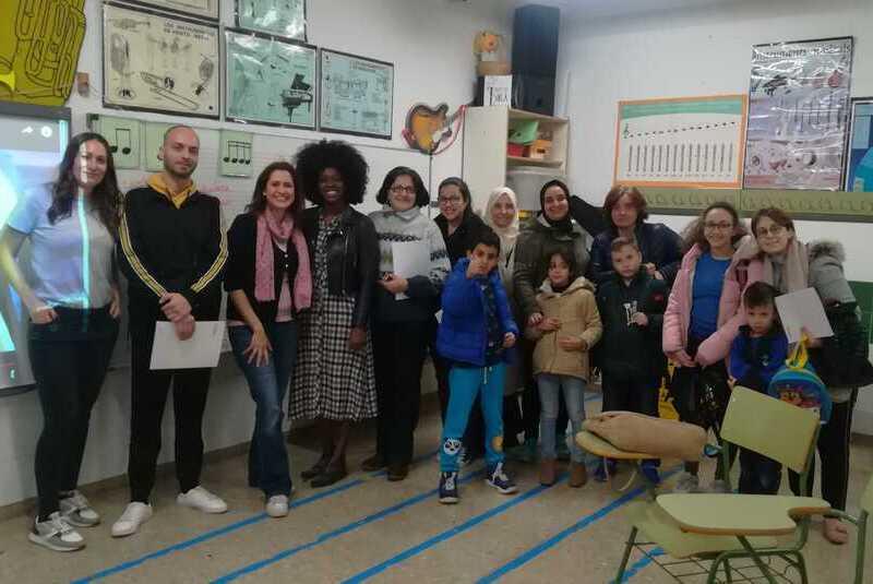 Escuela de Familias: sesión en Valencia