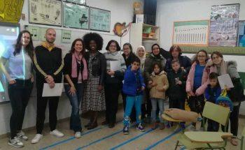 Sesión de Escuela de Familias