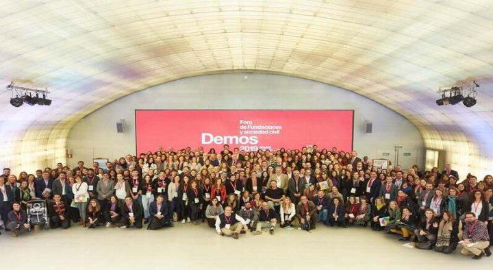 Foro DEMOS:  el compromiso de las fundaciones con la Agenda 2030