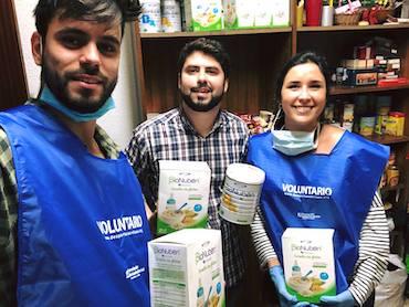 Emergencia Covid: campaña alimentos básicos