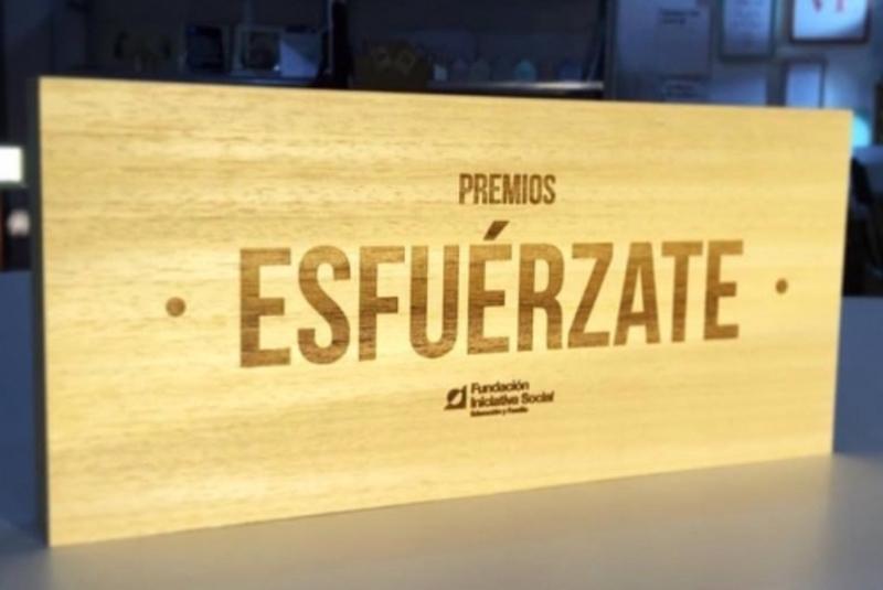 Quinta Edición de los Premios Esfuérzate