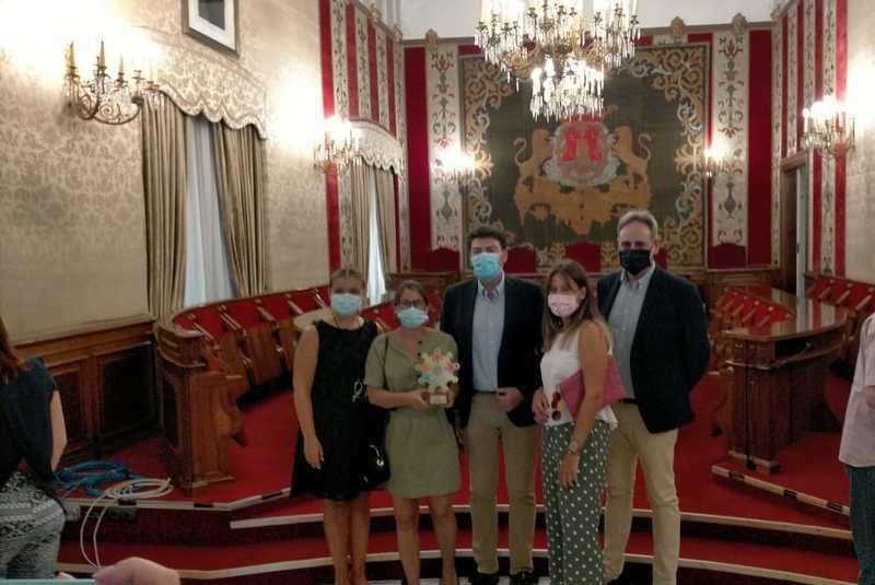 Premio Francisco Liberal a la participación en Alicante