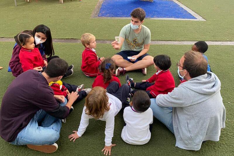 Escuela de familias en el Barrio de la Fuensanta