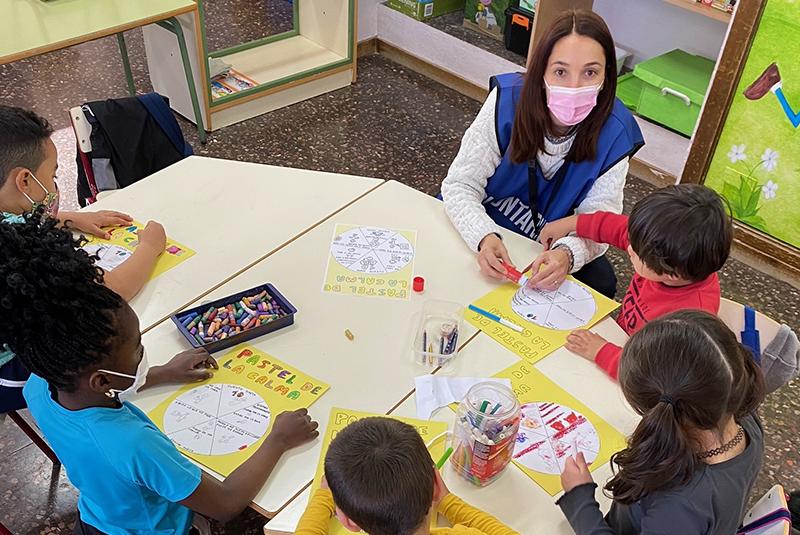 Se reactivan las acciones de voluntariado en Castellón