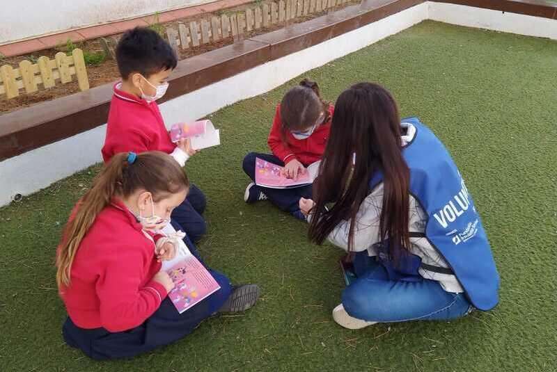 Voluntariado Formado Infancia Protegida