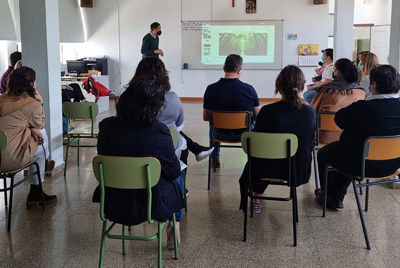 Escuela de familias en el colegio Jesús-María Fuensanta
