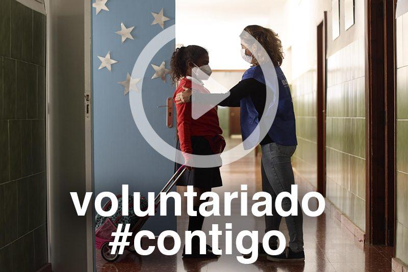 Descubre el vídeo sobre el voluntariado que realizamos en la Fundación