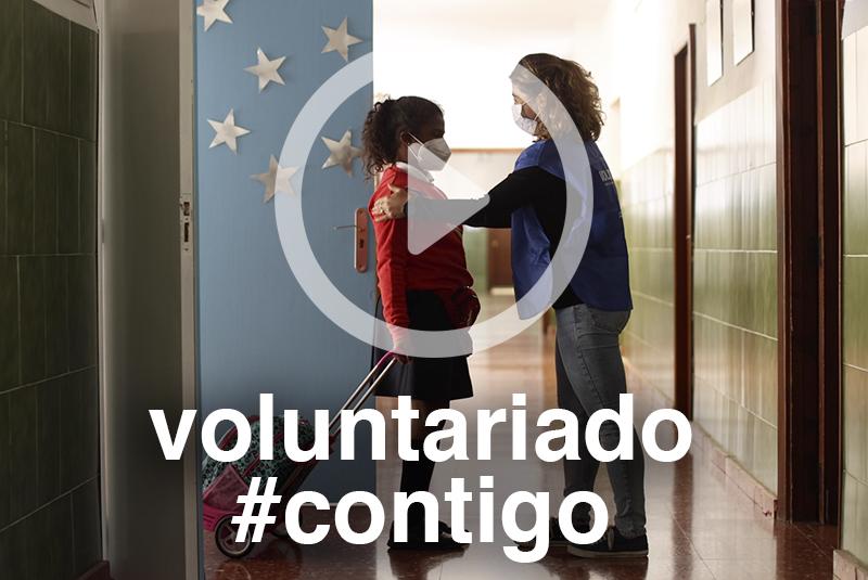 Descobreix el vídeo sobre el voluntariat que realitzem en la Fundació