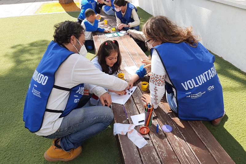 Informe de Evaluación de la Formación al Voluntariado