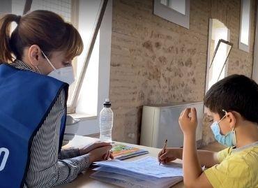 """Comienzo del Voluntariado del Proyecto """"Re-fuerza"""""""