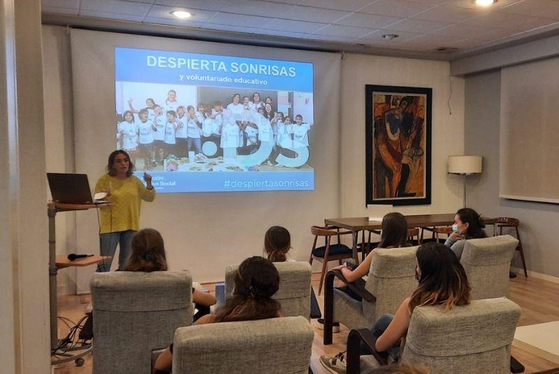 Comença  la promoció de voluntariat per al curs 21/22, a València, Alacant, Castelló i Múrcia